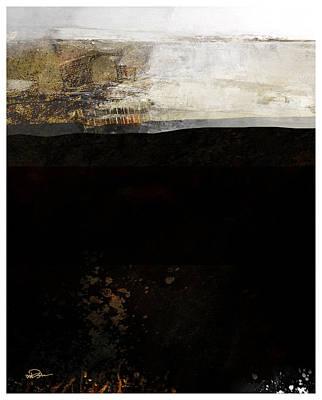 A Simple Landscape Art Print by James VerDoorn