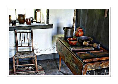Photograph - A Simpler Time by Marcia Lee Jones