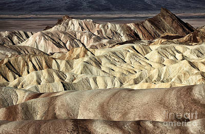 Photograph - A Slice Of Death Valley by John Rizzuto