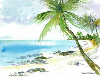 A Slice Of Paradise Art Print
