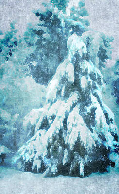 A Snow Tree Original by ARTography by Pamela Smale Williams