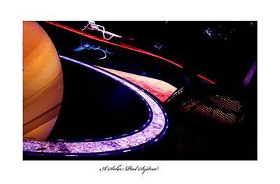 Photograph - A Solar Pool System by Richard Erickson