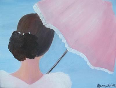 Painting - A Southern Stroll by Glenda Barrett