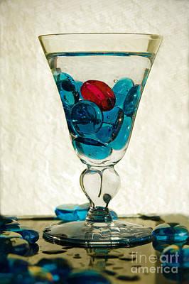 Digital Art - A Splash Of Color by Margie Chapman