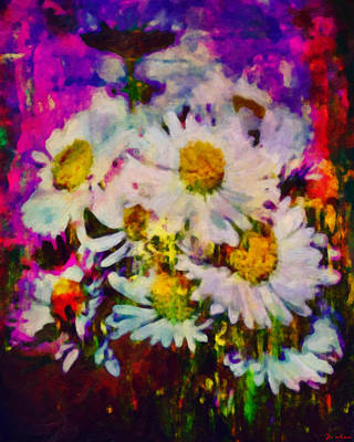 Digital Art - A Splash Of Spring by Joe Misrasi