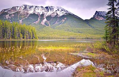 Photograph - A Still Day At Buck Lake by Tara Turner
