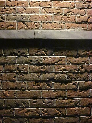 Photograph - A Study In Brick by Guy Ricketts
