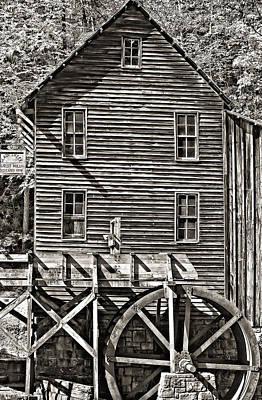 West Virginia Photograph - A Study Of Line And Form 2 by Steve Harrington