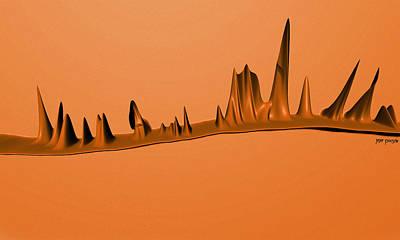 Rhythm And Blues Digital Art - A Success Story O 23 by Sir Josef - Social Critic -  Maha Art