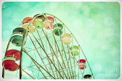 Carnival - A Summer's Day Print by Colleen Kammerer