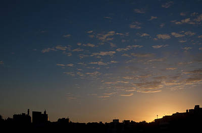 Photograph - A Sunrise On The City by Celso Bressan