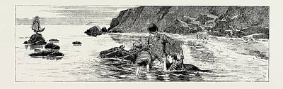 Unable Drawing - A Tale Of The Sea Discretion Is The Better Part Of Valour by English School