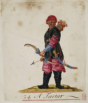 A Tartar Print by British Library