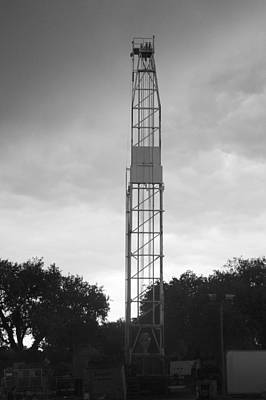 Photograph - A Texas Tower  by Shawn Marlow