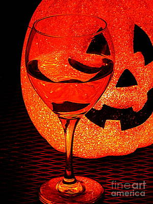 Photograph - A Toast To Halloween by Michael Hoard