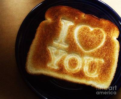 Art Print featuring the photograph A Toast To My Love by Kristine Nora