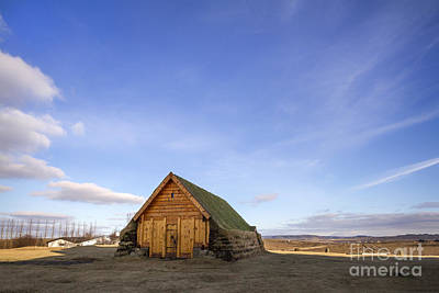 Rural House Photograph - A Tradition Of Harmony by Evelina Kremsdorf