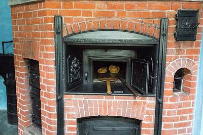 Oven Photograph - A Victorian Bread Oven by Ashley Cooper