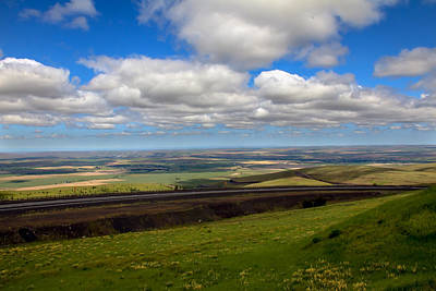 Photograph - A View From Cabbage Hill by Robert Bales
