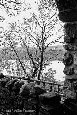 Photograph - A View From Gillette Castle by Laura DAddona