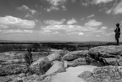 Photograph - A View From Little Round Top by Kathi Isserman