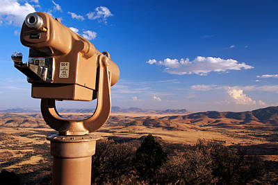 Photograph - A View Of West Texas by Daniel Woodrum