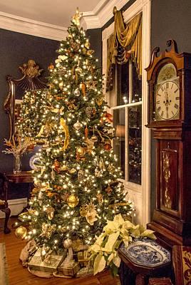 Photograph - A Vintage Christmas by Carol Erikson