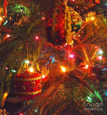 Photograph - A Vintage Christmas  by Laurie L