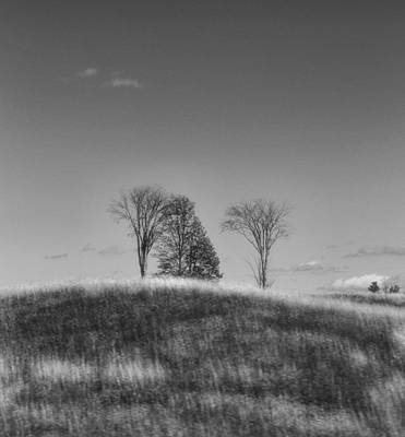 Country Scene Photograph - A Vision On The Prairie by Dan Sproul
