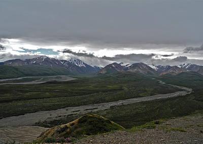 Photograph - A Vista In Denali National Park by Kirsten Giving