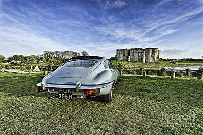 Photograph - A Vroom With A View 2 by Steve Purnell
