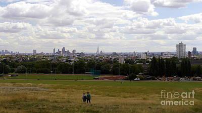 A Walk In London Original by John Chatterley