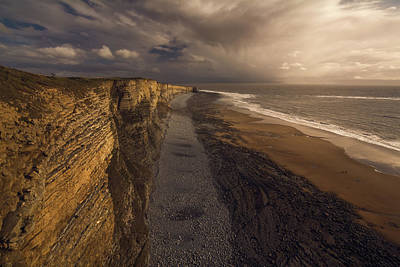 Wales Wall Art - Photograph - A Walk by Milos Lach