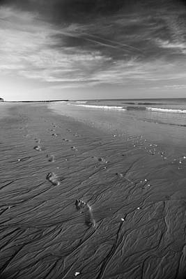 Photograph - A Walk On The Beach by Brad Brizek