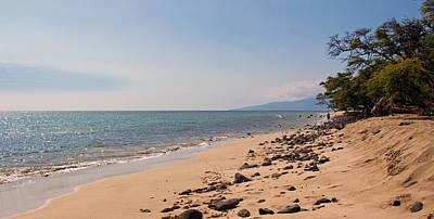 Photograph - A Stroll On The Beach 2 by Kathleen Scanlan