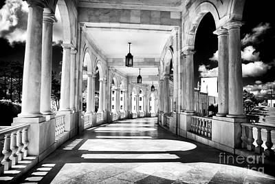 Photograph - A Walk Through Fatima by John Rizzuto