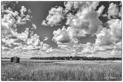 Photograph - A Wandoful Sky by Walt  Baker