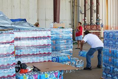 Charity Photograph - A Water Charity In Porterville by Ashley Cooper