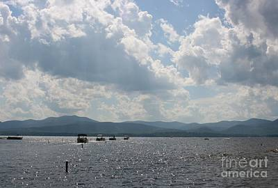 Photograph - A Weekend On The Water by Barbara Bardzik