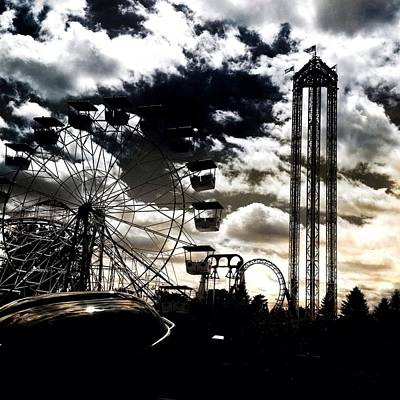 Photograph - A Wicked Fair by Lisa Piper
