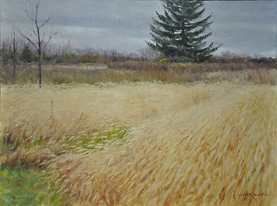 A Wind Blows Through Original by Scott Harding