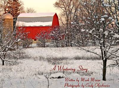 A Wintering Story Art Print