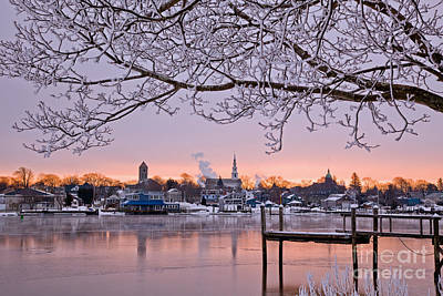 Photograph - A Winter's Day by Butch Lombardi