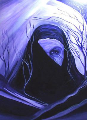 A Witch In Winter Original