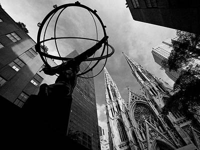 Photograph - A World Religion by Cornelis Verwaal