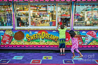 Sweet Dreams Photograph - A Youngster's Sweet Dreams Fulfilled by Matt Suess