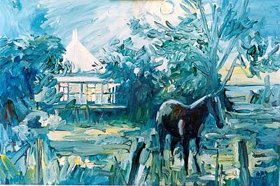 Painting - A02. Queensland  Aus by Les Melton