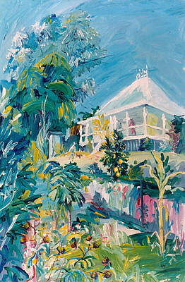 Painting - A03. Queensland  Aus by Les Melton