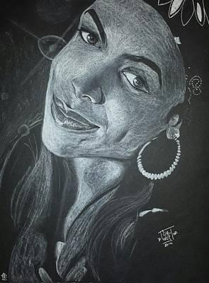 Aaliyah Pastel - Aaliyah by DMo Herr