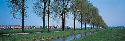 Aalsmeer Holland Netherlands Art Print